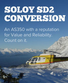 Soloy Aviation Solutions - Home